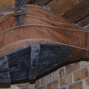 Soufflet de François Boyé (la forge se trouvant sous l'épicerie)