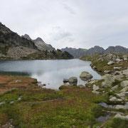 Autre beau lac, celui de cap deth Port