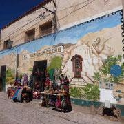 Au coeur du village pittoresque de Humahuaca