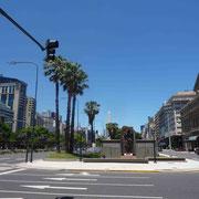 Influence grandement européenne sur l'architecture de la capitale argentine