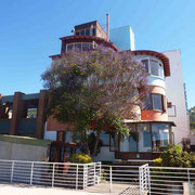 La Sebastiana, maison de Pablo Neruda transformée en musée