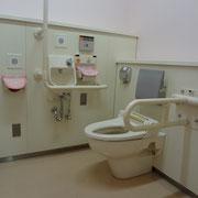 多目的・障がい者用トイレ