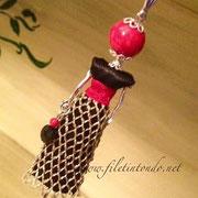 La Cusciuta perla in ceramica di Caltagirone