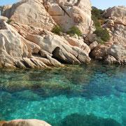 baden und schnorcheln in türkisem Wasser, aktiv mitsegeln auch für Singles