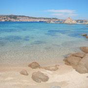 Traumstrände im Maddalena Archipel