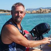 Segeltörn mit Skipper Jochen Sardinien und Korsika