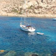 Segeltörn mit Skipper buchen, Korsika im Mittelmeer