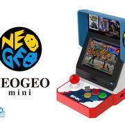 Neo Geo Mini - Bilder der Retro-Konsole #1. Quelle: SNK