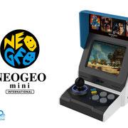 Neo Geo Mini - Bilder der Retro-Konsole #2. Quelle: SNK