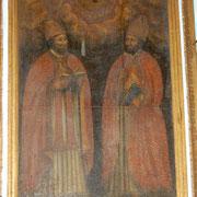 San Cipriano e Cornello à Corbara