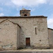 Chapelle San Giovanni Evangelista à Murato