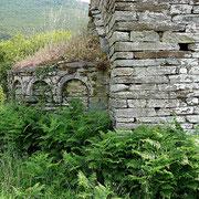 Chapelle Corse à restaurer San Quilico à Olcani