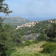 Aregno en Corse Site remarquable roman