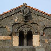 Eglise de la Trinita à Aregno (Corse)