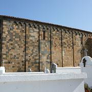 Eglise de la Trinita à Aregno (Corse Romane)