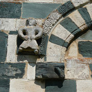 Eglise Romane Corse St-Michel de Murato (Golfe de Saint-Florent)