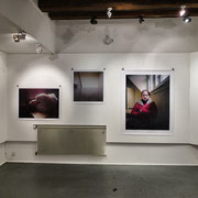 """solo show """"Infliction"""", Galerie Focale, Nyon, Switzerland, 30.08.2015  — 01.11.2015"""