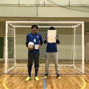 2位 席田FC