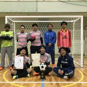 優勝 本巣FC