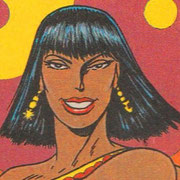 Sheeva - The Boom Baby and first ever female bad company member