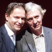 "Carl Grouwet, Komponist Philippe Boesmans; Opèra de Paris: Uraufführung ""Yvonne, Princesse de Bourgogne"" 24. Januar 2009"