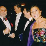 Jef Geerarts, Carl Grouwet, Gerard Mortier, Nora Geerarts-Vigenon; Brüssel, De Munt 1990 (?)