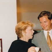 Lyn Parser, Carl Grouwet; Salzburg 26. August 1993