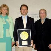 Dagmar Sikorski, Carl Grouwet, Andreas Mölich-Zebhauser; Deutscher Musikverband, 2006