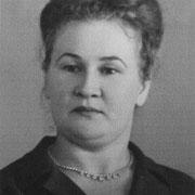 Губина Нина Ивановна. Водитель, открывшая линию до Кузнечного завода КамАЗа.