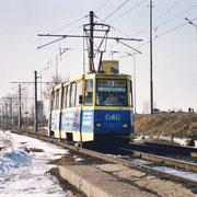 28 марта 2003 года. Автор фото: Ааре Оландер ©