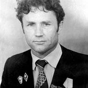 Шунков Николай Петрович. Первый начальник трамвайного управления. (1972 - 1978 гг.)