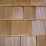 Fichte Holzschindeln  24cm gefast