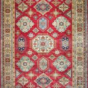 Afghan Kasak neu, 373 x 271 cm