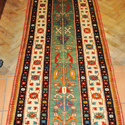 Konya Shirwanm, Naturfarben, 268 x 68cm , €1.050,-