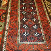Belutsch um 1900, 203 x 100 cm, € 600,-