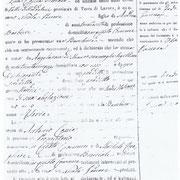 """Registro Atti di Nascita dal 1861 al 1865. Primo atto con la scritta """"Valle di Maddaloni""""."""
