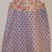 Sommerkleid MADITA, Größe 110/116, Baumwollstoffe