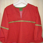 Bluse TAJA, Größe 98/104, Baumwollstoffe