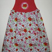 Sommerkleid LENELIES, Größe 122/128, Baumwollstoffe