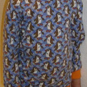 Shirt PINGU, Größe 116, Baumwolljersey