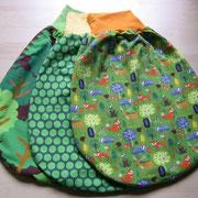 Pucksäcke für Neugeborene, WBB