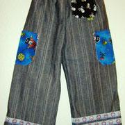 Jeans PIRATENLEBEN, Größe 110/116, Jeans/ Baumwollstoffe