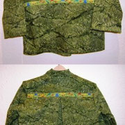 Hemd KONRAD, Größe 74/80, Schlupfhemd mit Stehkragen, Baumwolle