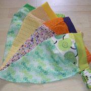 Kopftücher, Größe L, Baumwollstoffe und Bündchen; Ebook von NupNup