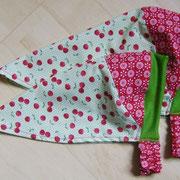 Kopftücher, Größe Schulkind und Kitakind, Baumwollstoffe und Jersey; Ebook von NupNup
