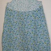 Sommerkleid EMMA, Größe 122/128, Baumwollstoffe