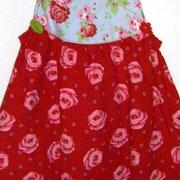 Kleid CARA, Größe 104/110, Baumwolle und Baumwollcord