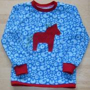 Shirt DALAPFERD, Größe 128, Baumwolljersey