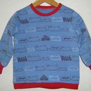 Babyshirt, Gr.80, Baumwolljersey