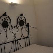 Ferienhaus Dolcedo: Centrale I, oberes Schlafzimmer